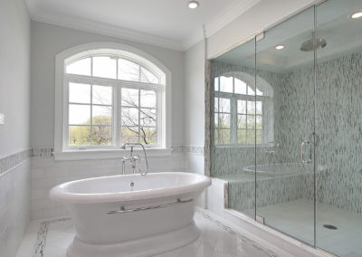 Master Bath Custom Home