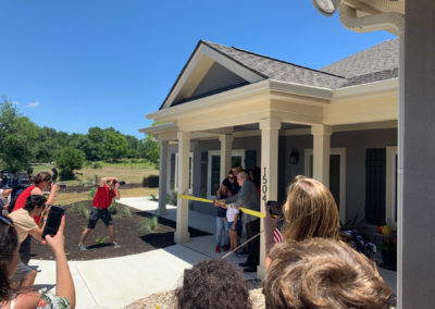La Vernia Home Builder, Homes For Our Troops