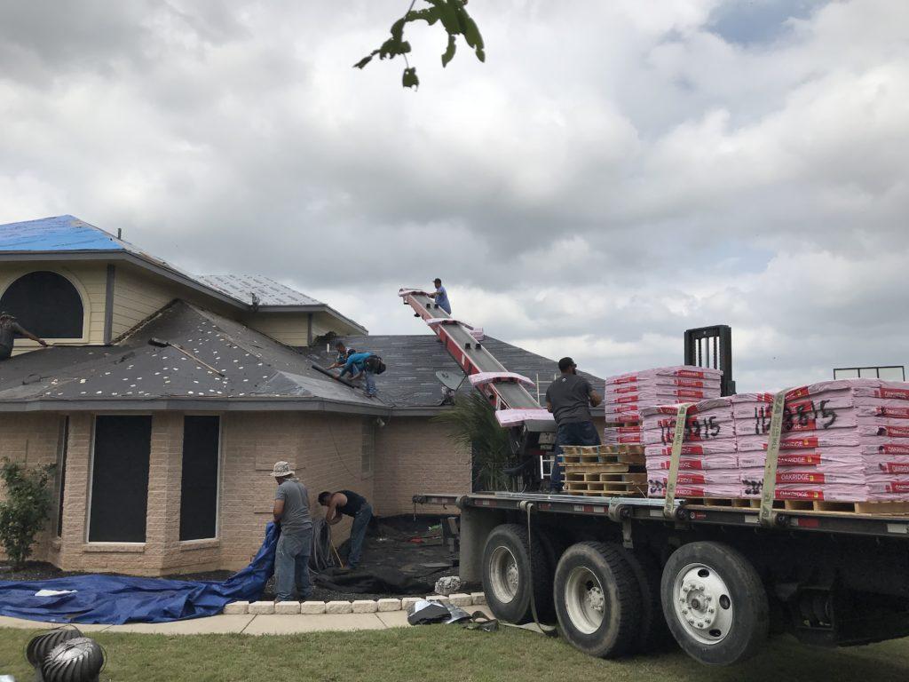 Roof Repair La Vernia Chris Matthews Custom Homes La