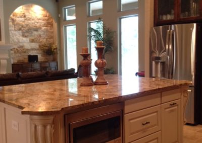 Custom Kitchen Details, Chris Matthews Custom Homes