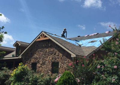 Roof Repair in Schertz