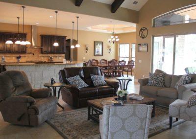 Custom Home Open Floor Plan